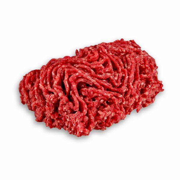 Carne molida de res sin hormonas