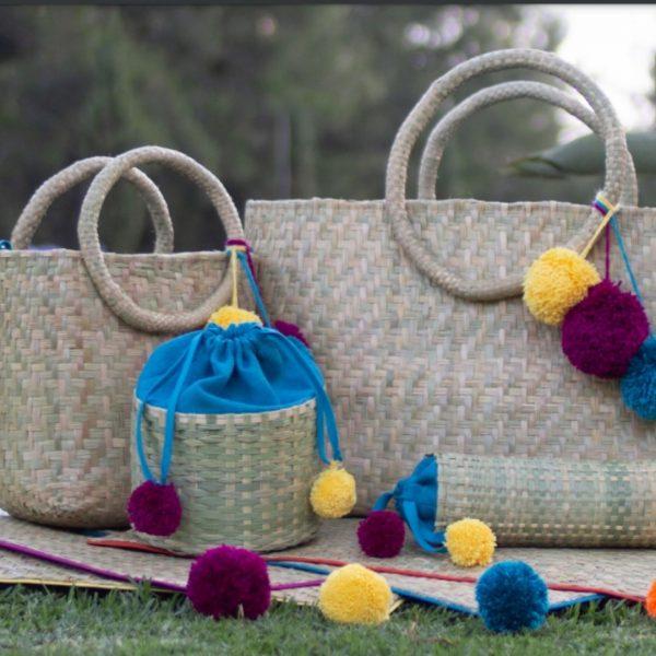 Kit picnic artesanías