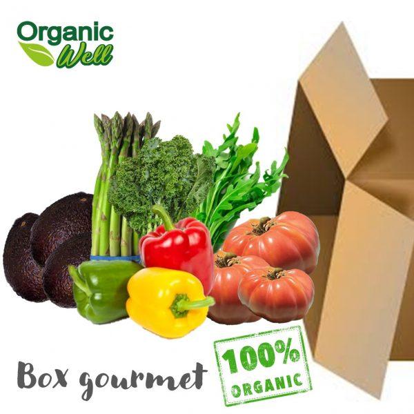 Box vegana gourmet