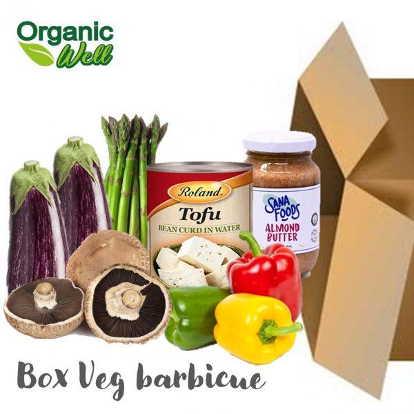 Box veggie barbecue