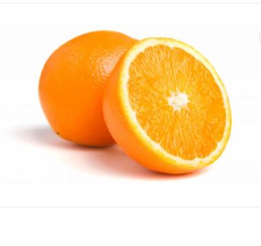 Naranja importada